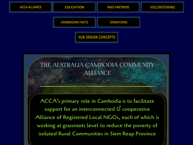 acc-alliance.org preview image
