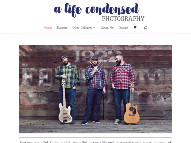 alifecondensed.com preview image