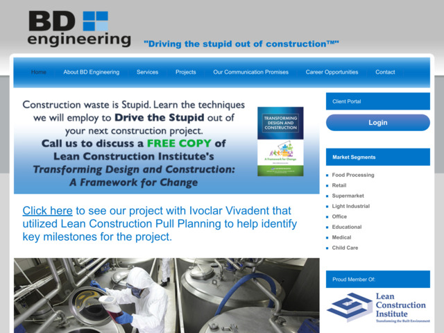 bd-engineering.com preview image