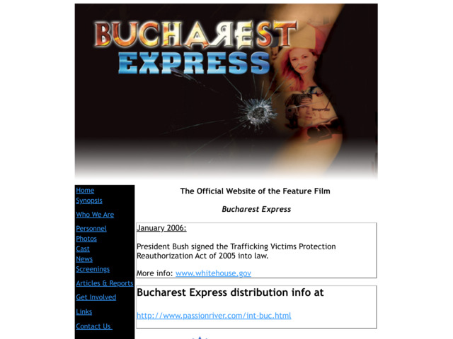 bucharestexpress.org preview image