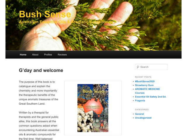 bush-sense.com preview image