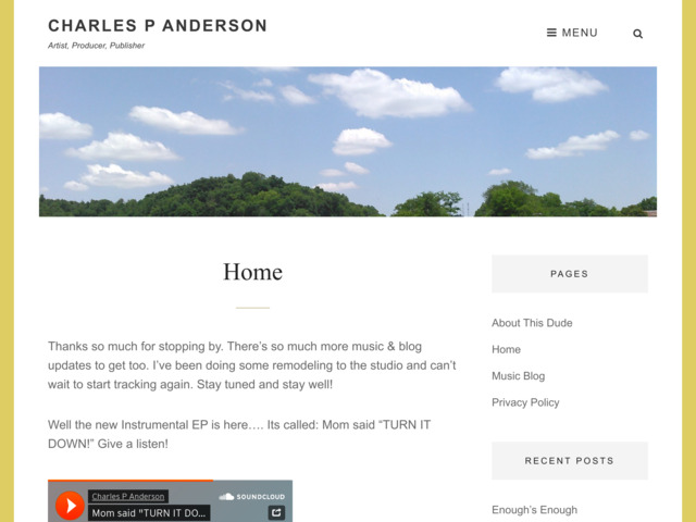 charlespanderson.com preview image