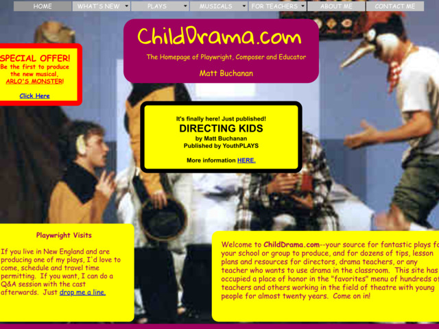 childdrama.com preview image