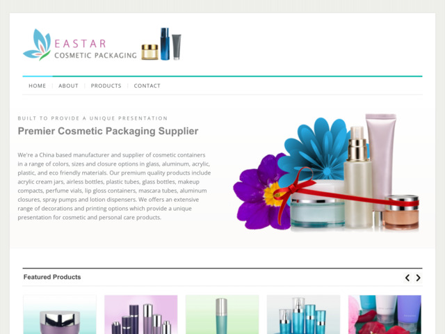 cosmeticsbottles.com preview image