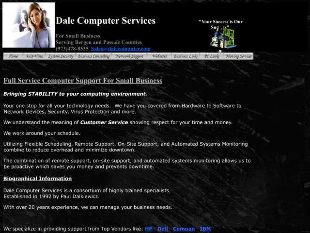 dalecomputer.com preview image