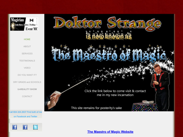 doktorstrange.com preview image