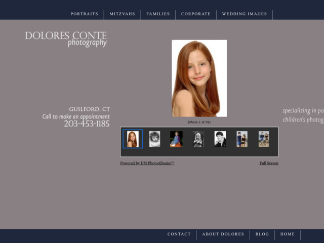 doloresconte.com preview image