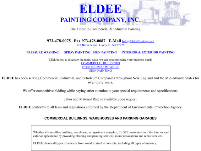 eldeepainting.com preview image