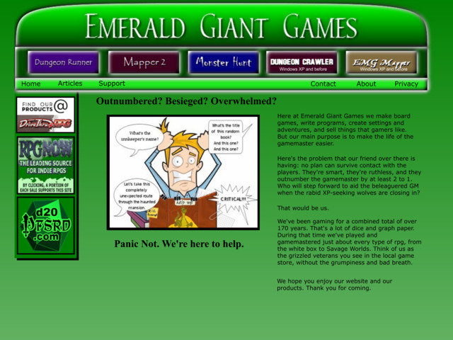 emeraldgiant.com preview image