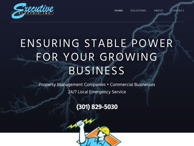 executiveelectricinc.com preview image