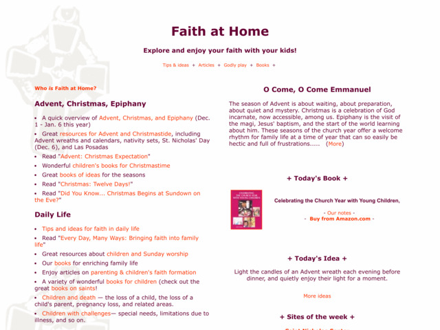 faith-at-home.com preview image