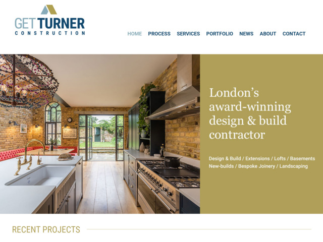 getturner.co.uk preview image