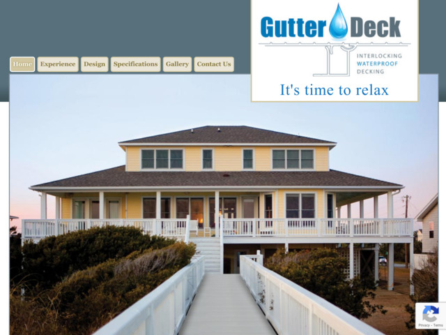 gutterdeck.com preview image
