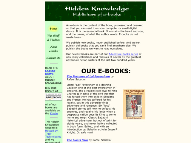 hidden-knowledge.com preview image