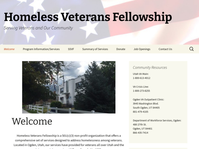 homelessveterans.org preview image