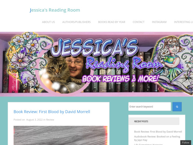jessicasreadingroom.com preview image
