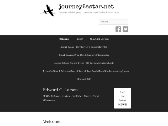 journey2astar.net preview image