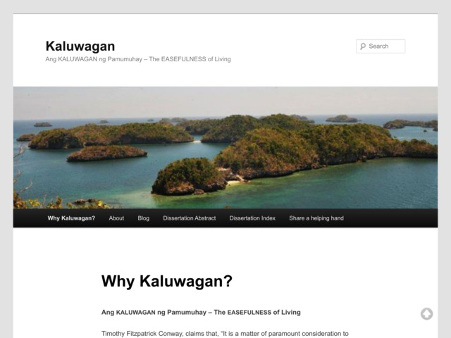kaluwagan.com preview image
