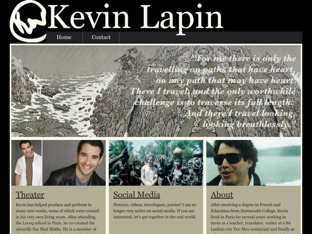kevinlapin.com preview image