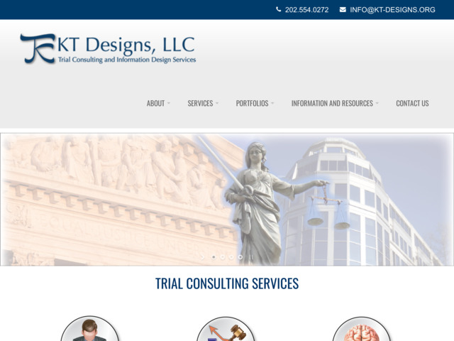 kt-designs.org preview image