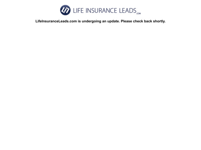 lifeinsuranceleads.com preview image