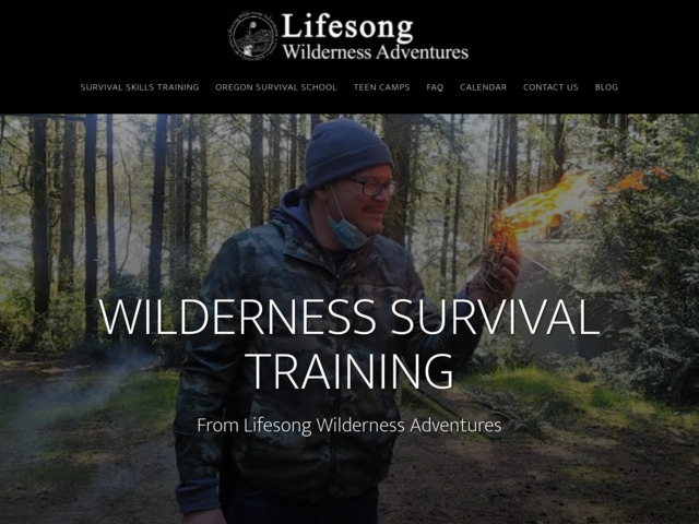 lifesongadventures.com preview image