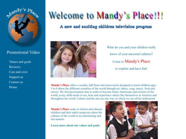 mandysplace.org preview image