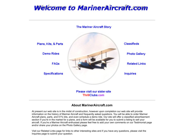 marineraircraft.com preview image