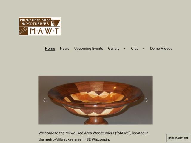 mawturners.com preview image