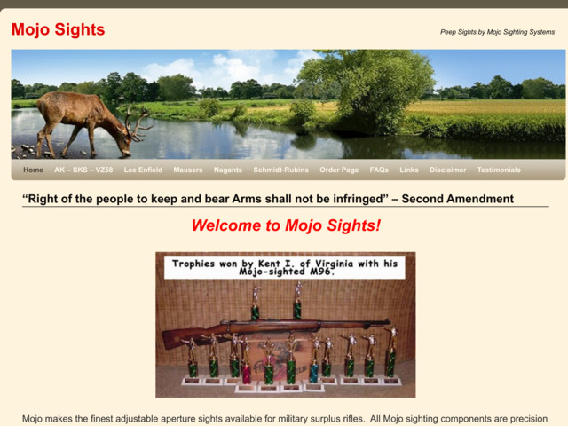 mojosights.com preview image