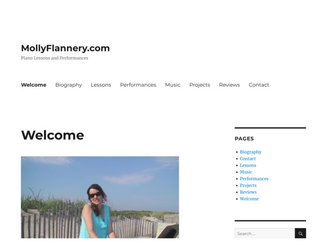 mollyflannery.com preview image