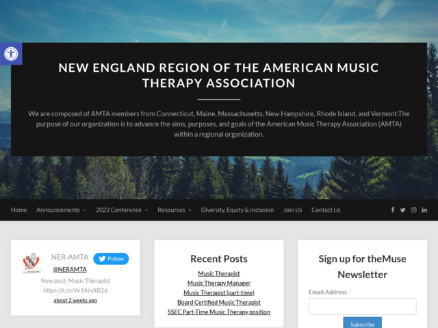 musictherapynewengland.org preview image