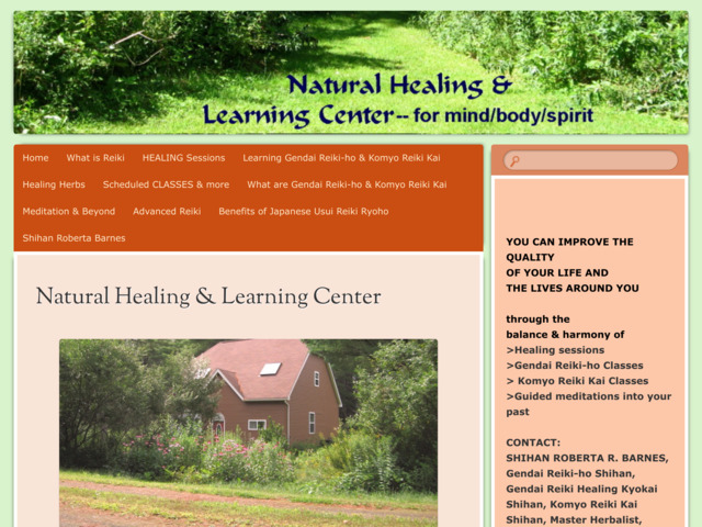 naturalhealinglearning.com preview image