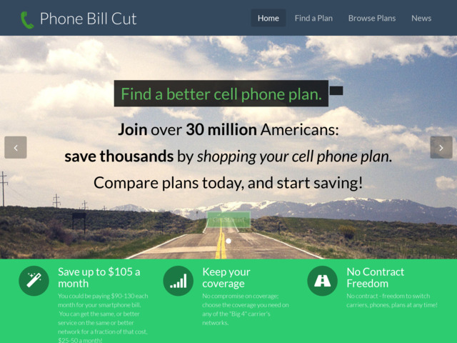 phonebillcut.com preview image