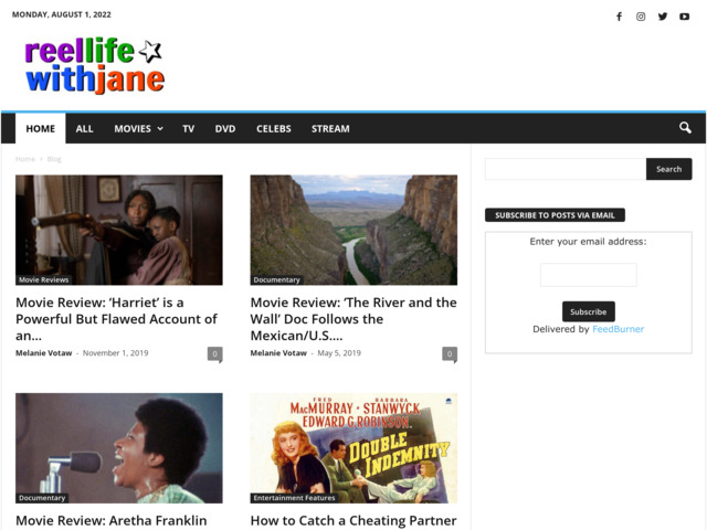 reellifewithjane.com preview image