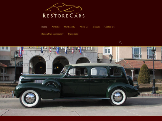 restorecars.com preview image