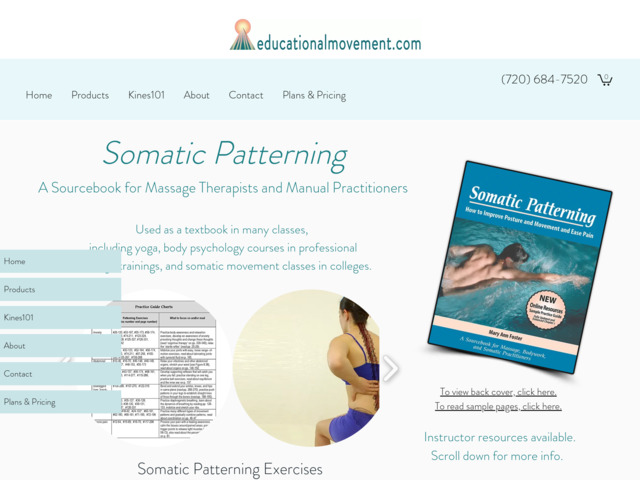 somatic-patterning.com preview image