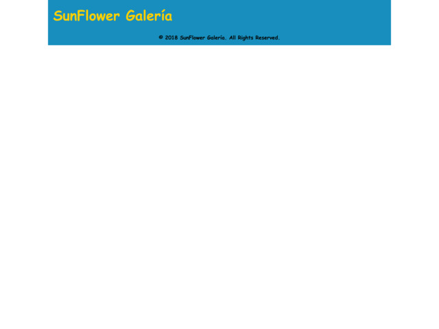 sunflowergaleria.com preview image