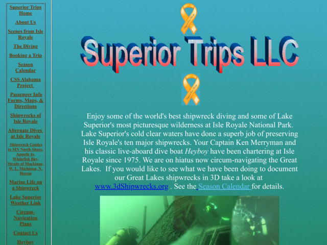 superiortrips.com preview image