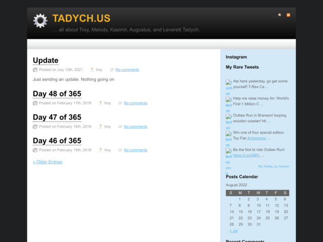 tadych.us preview image