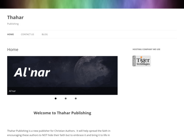 thahar.com preview image