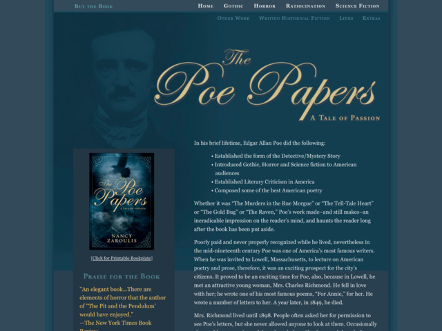 thepoepapers.com preview image