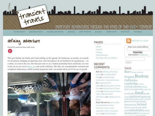 transienttravels.com preview image