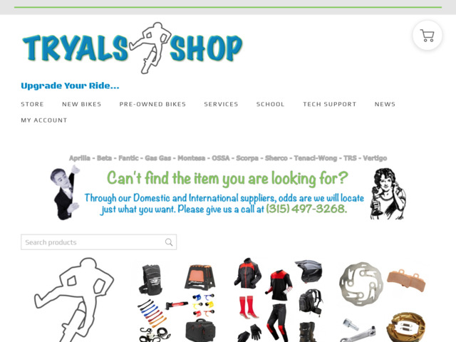 tryalsshop.com preview image